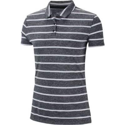 Nike Women's Dry Short Sleeve Stripe Polo Main Image