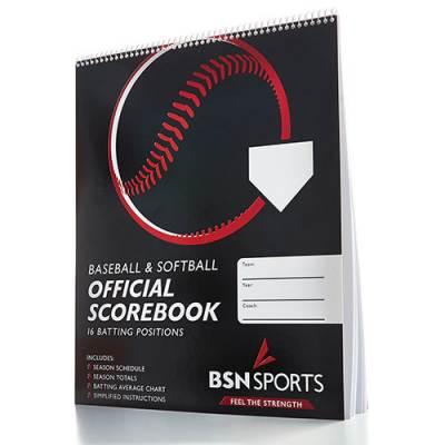 Baseball/Softball Scorebook Main Image