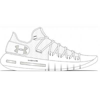 UA TB HOVR Havoc Low Shoes Main Image