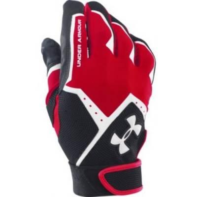 UA Clean-Up VI Batting Glove Main Image