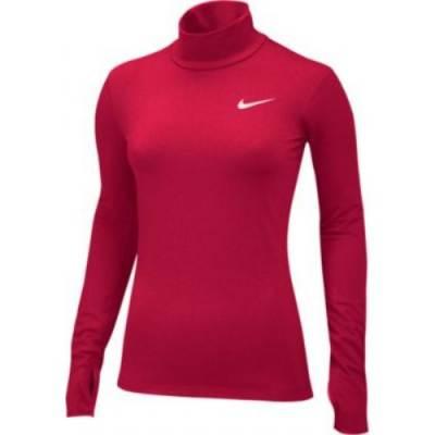 Nike Women's Pro Hyperwarm Mock Main Image