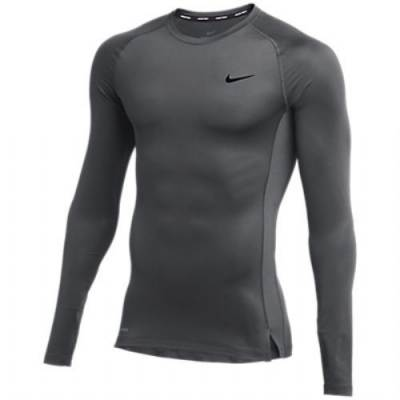 Nike Pro Long Sleeve Compression Top Main Image