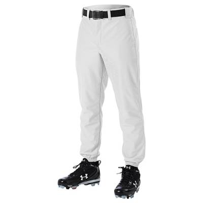 Belted Waist Baseball Pant Main Image