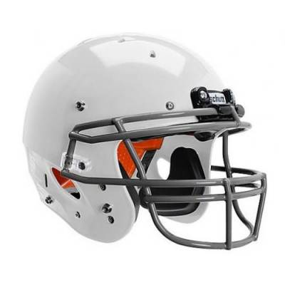 Schutt Youth Recruit Hybrid with Attached Faceguard Main Image