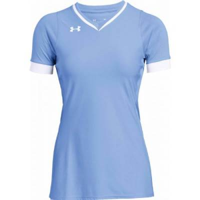 UA Women's Powerhouse Short Sleeve Jersey Main Image