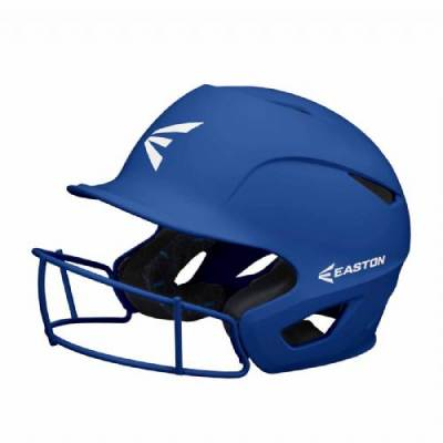 Prowess FP Solid Batting Helmet w/ Mask Main Image