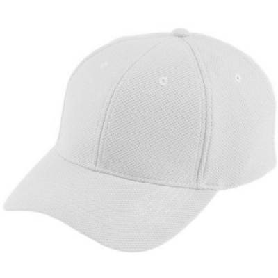 Augusta Youth Adjustable Wicking Mesh Cap Main Image