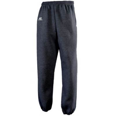 Russell Athletic Dri-Power Closed-Bottom Fleece Pocket Pant Main Image