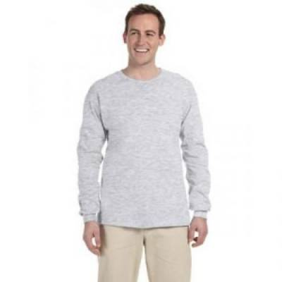 Gildan 6.1 Oz. Ultra Cotton Long Sleeve T-Shirt Main Image