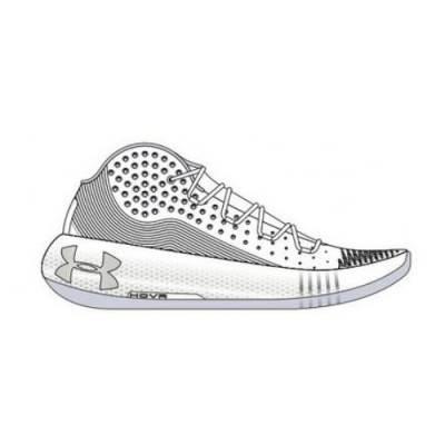 UA Team HOVR Havoc 2 Shoes Main Image