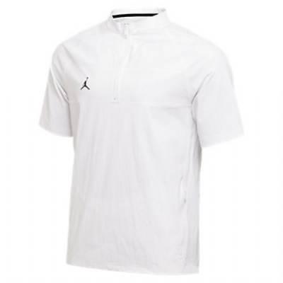 Jordan Woven Short Sleeve Hot Jacket Main Image