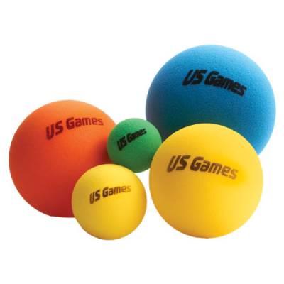 Economy Foam Balls - Uncoated Main Image