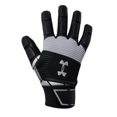 UA Combat Lineman Gloves Main Image
