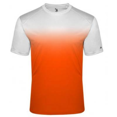 Badger Youth Ombre Tee Main Image