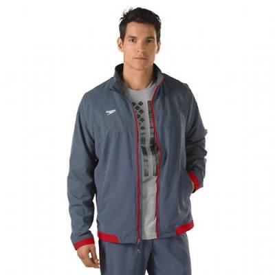 Speedo Male Tech Warm Up Jacket Main Image