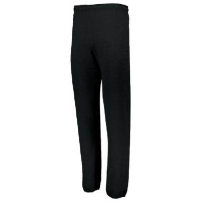 Russell Athletic Closed-Bottom Fleece Pocketed Sweatpant Main Image