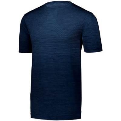 Holloway Striated Short Sleeve Shirt Main Image