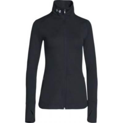 UA Women's Sporty Lux Warm-Up Jacket Main Image