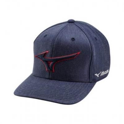 Mizuno Diamond Snapback Cap Main Image