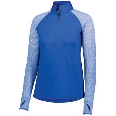 Holloway Ladies' Axis 1/2 Zip Pullover Main Image