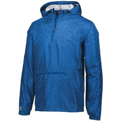 Holloway Range Packable Pullover Main Image