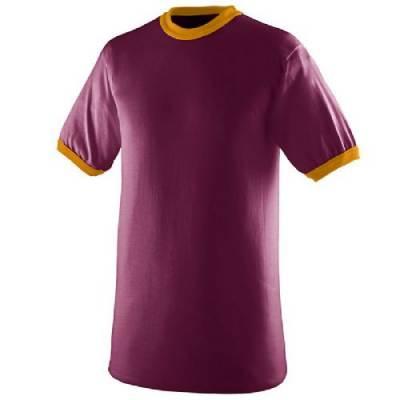 Augusta Youth Ringer T-Shirt Main Image