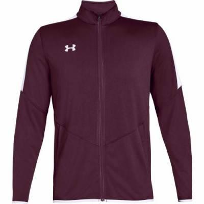 UA Rival Knit Warm-Up Jacket Main Image