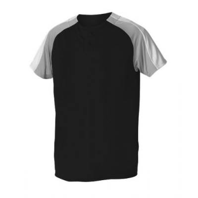 Alleson Youth 2-Button Baseball Jersey Main Image