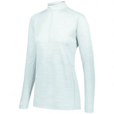 Holloway Ladies Converge 1/2 Zip Pullover Main Image