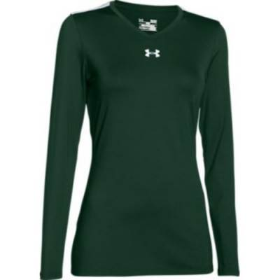 UA Women's Power Alley Longsleeve Jersey Main Image