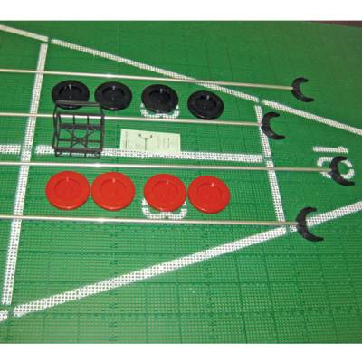 Institutional Shuffleboard Set Main Image