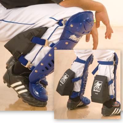 Catcher's Knee Support Main Image