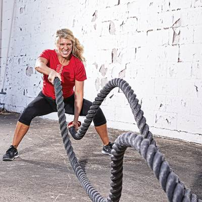 Fitness Power Ropes Main Image