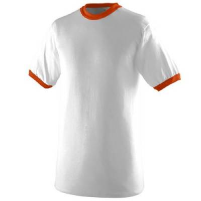 Augusta Adult Ringer T-Shirt Main Image