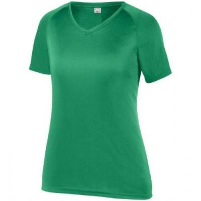 Augusta Ladies' Attain Wicking Shirt Main Image