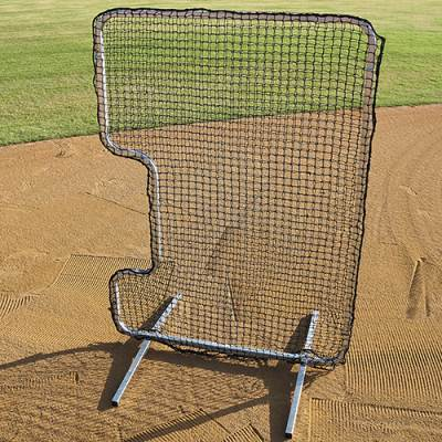 C-Shaped Softball Pitchers Protector Main Image