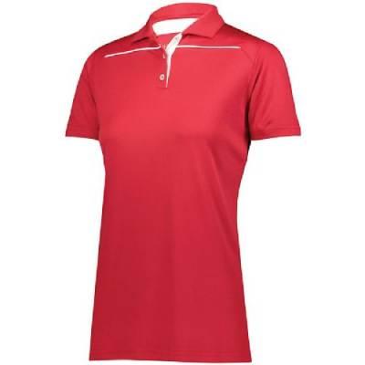 Holloway Ladies' Defer Polo Main Image
