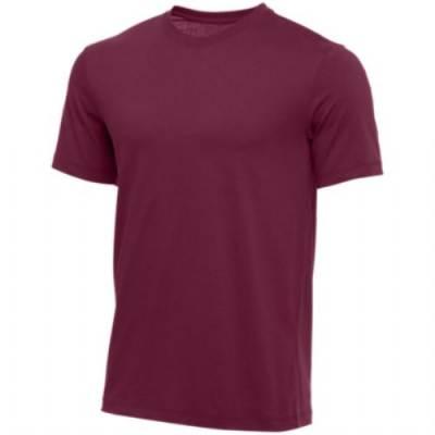 Nike Short Sleeve Cotton Crew Tee Main Image