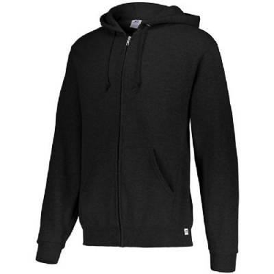 Russell Athletic Fleece Full Zip Hoodie Main Image
