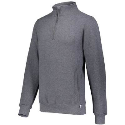 Russell Athletic Dri-Power Fleece 1/4 Zip Pullover Main Image