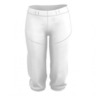 Alleson Girl's Stealth Softball Pant Main Image