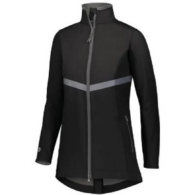 Holloway Ladies' 3D Regulate Soft Shell Jacket Main Image