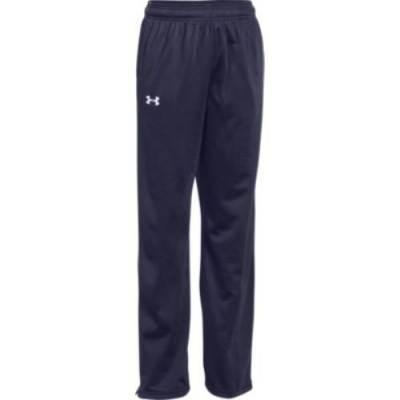 UA Youth Rival Knit Warm-Up Pant Main Image