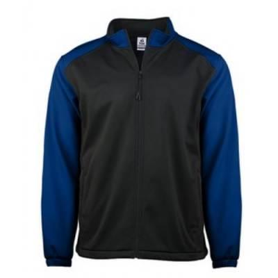 Badger Soft Shell Sport Jacket Main Image