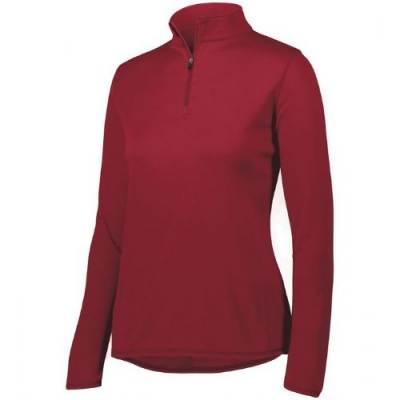 Augusta Ladies Attain 1/4 Zip Pullover Main Image