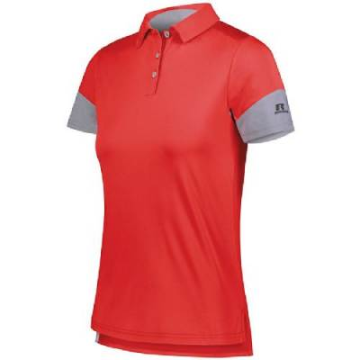 Russell Athletic Ladies' Hybrid Polo Main Image