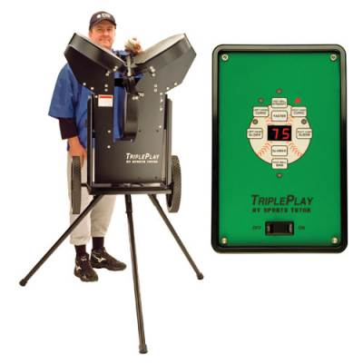 Triple Play Pitching Machines Main Image