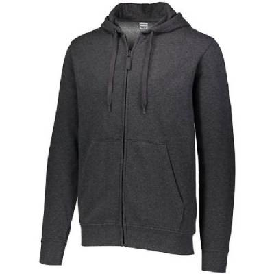 Augusta 60/40 Fleece Full-Zip Hoodie Main Image