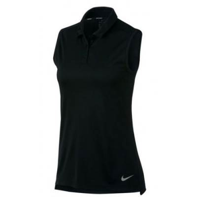 Nike Women's Dry Sleeveless Polo Main Image
