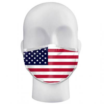 Alleson 3-Ply Sublimated Mask Main Image